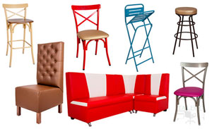 muebles de hosteleria