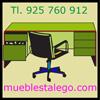 logotipo de muebles talego