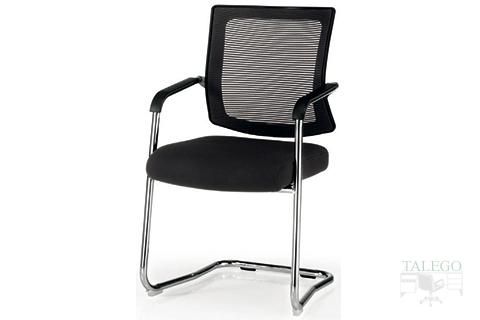 Vista Frontal sillón confidente modelo dallasta