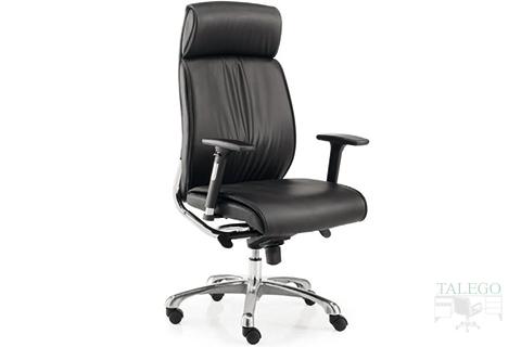 Vista frontal sillón de Dirección modelo moscuta