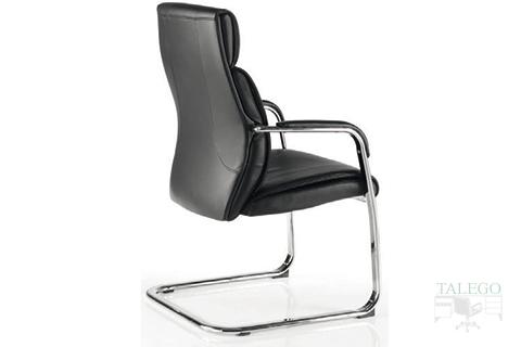 Vista trasera sillón Confidente de Patín modelo moscuta