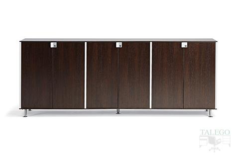 Conjunto de armarios block con puertas