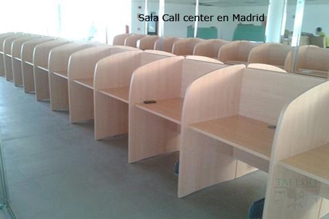 Puesto call center en olmo  con varios puestos