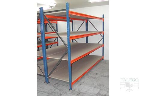 Modulo de estanteria para almacenaje