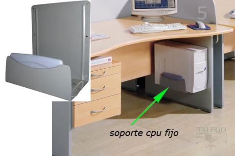 Soporte para CPU fijo