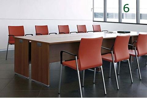 Muebles talego muebles de oficina y hosteler a madrid y for Mesa de reuniones