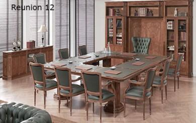 Mesa reunion Estilo ingles