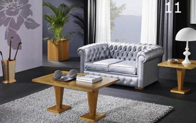 Sofa clasico para sala de epera