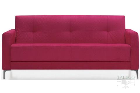 Sofa de tres plazas modelo do astoria tapizado