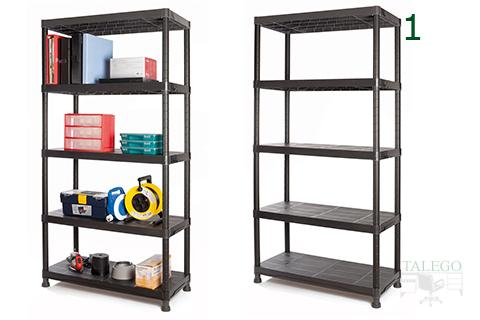 Muebles talego muebles de oficina y hosteler a madrid y - Estanteria de resina ...