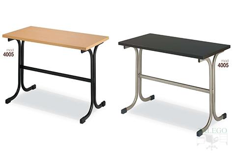 mesas de bar altura normal estructura metalica modelos 4005