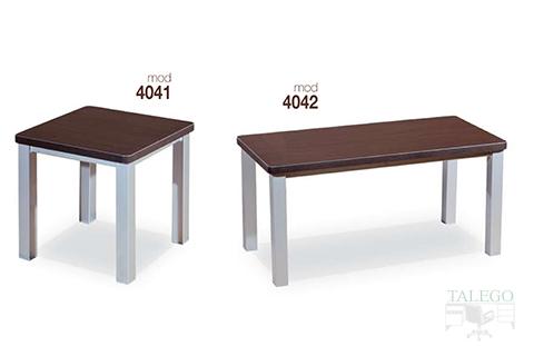Mesas bajas para sala de estar modelo gh 4041 y 4042