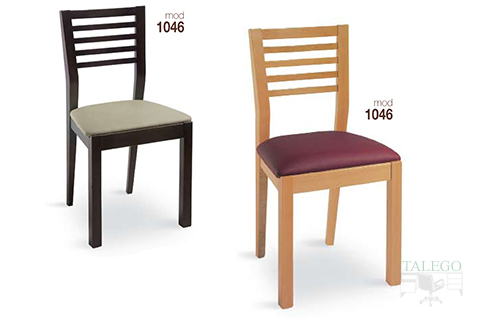 Muebles talego muebles de oficina y hosteler a madrid y for Sillas tipo bar en madera