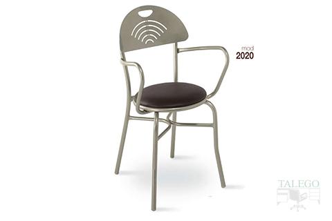 Sillon de bar estructura metalica modelo 2020