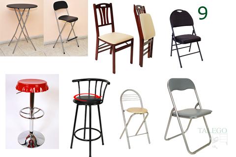 Muebles talego muebles de oficina y hosteler a madrid y - Sillas taburetes para bar ...