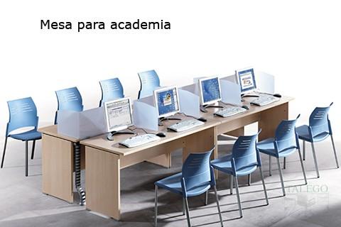 Mesa para academias