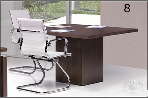 Mesas de reunión a medida