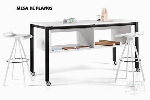 Mesa para planos vital