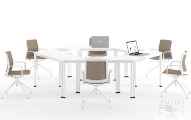 Mesas multifuncio para reunion