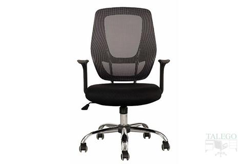 sillón giratorio respaldo malla