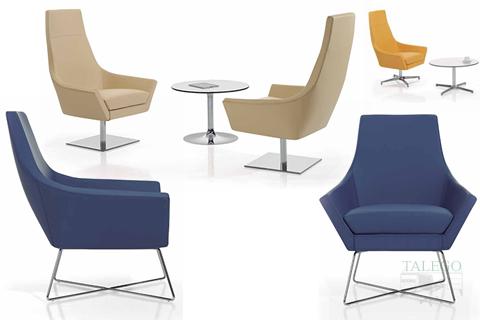 Muebles talego muebles de oficina y hosteler a madrid y toledo sill n sala de espera do anak - Muebles para sala de espera ...