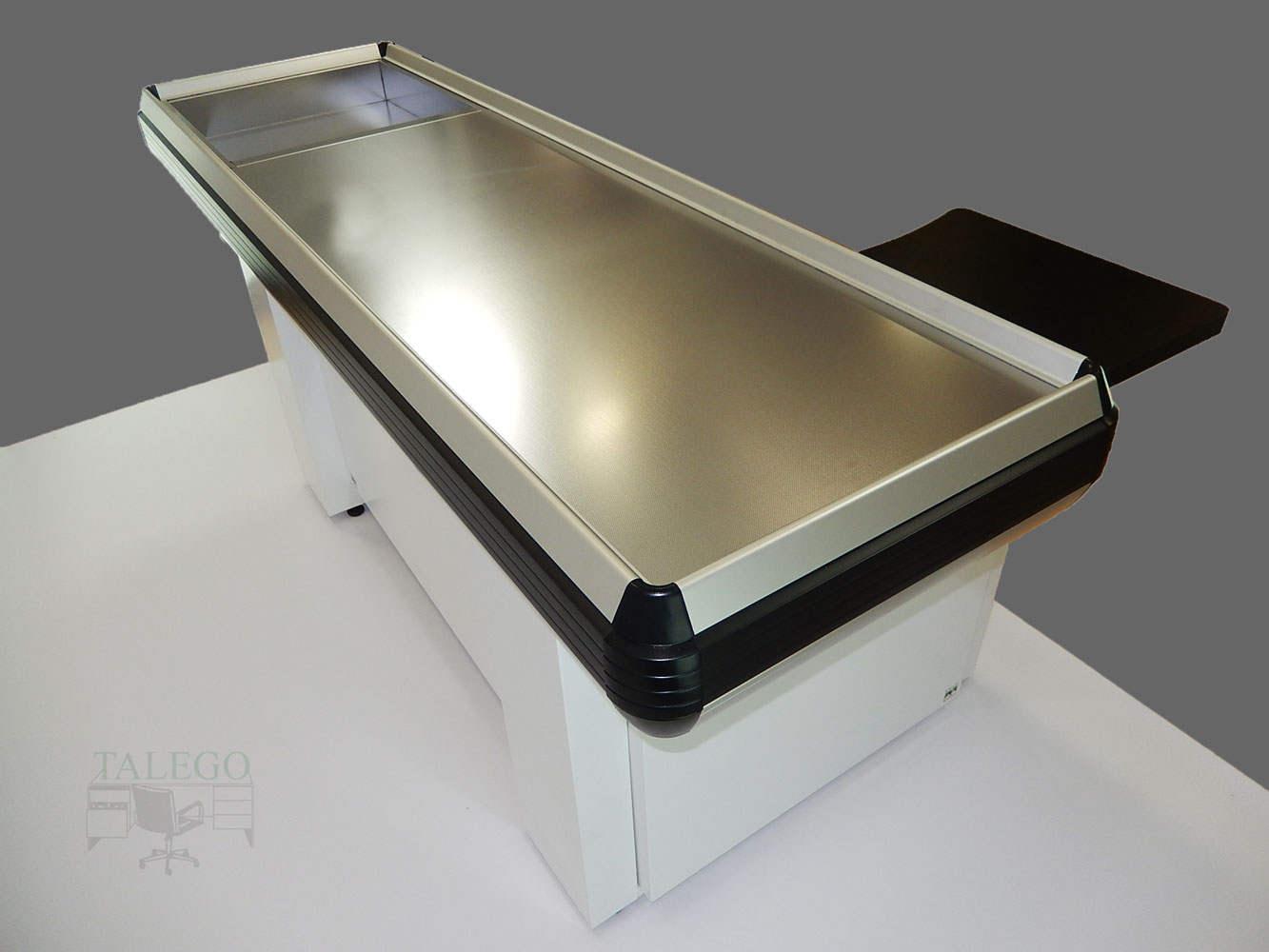 mostrador caja para tiendas y supermercados