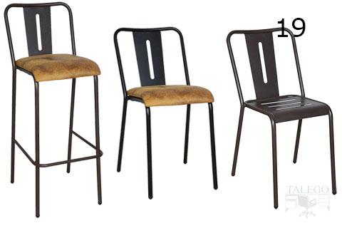 sillas de hosteleria
