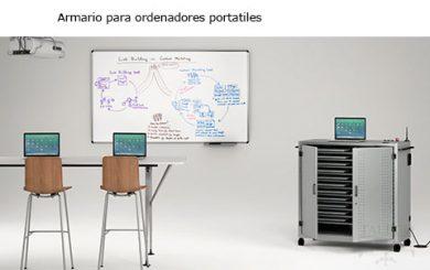 Armario para ordenadores portatiles